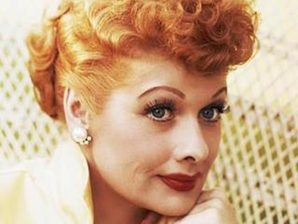 Stunning Photo of Lucille Ball