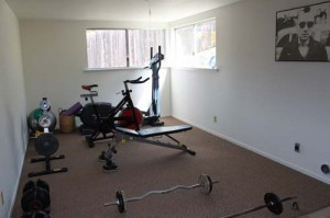 Home Gym Envy