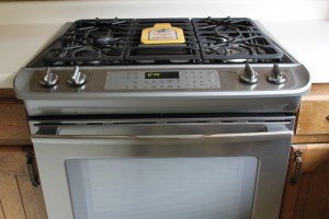 You Sexy Thing (aka Our New Stove) | Music Monday