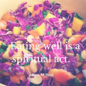 spiritual act